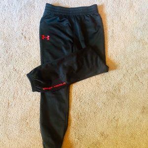 Under Armour Black Jogger Sweatpants